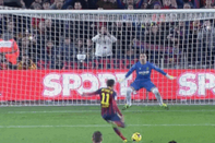 GIF: Neymar Scores Twice for Barcelona vs. Villarreal