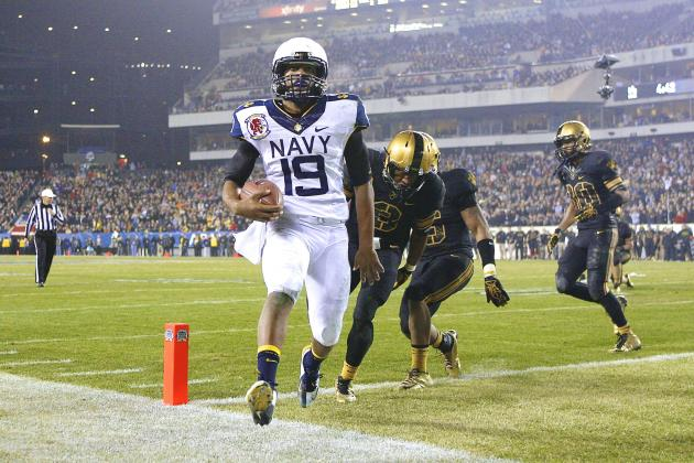 Army vs. Navy: Live Score, Highlights and Analysis