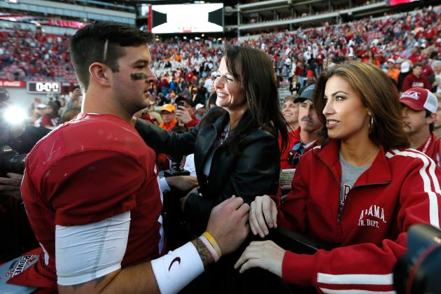 AJ McCarron Says He Might Wear Orange and Blue for BCS Title Game