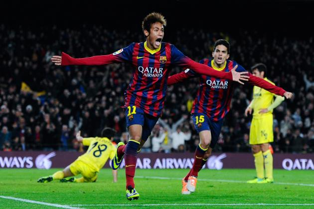Barcelona vs. Villarreal: Score, Grades and Post-Match Reaction