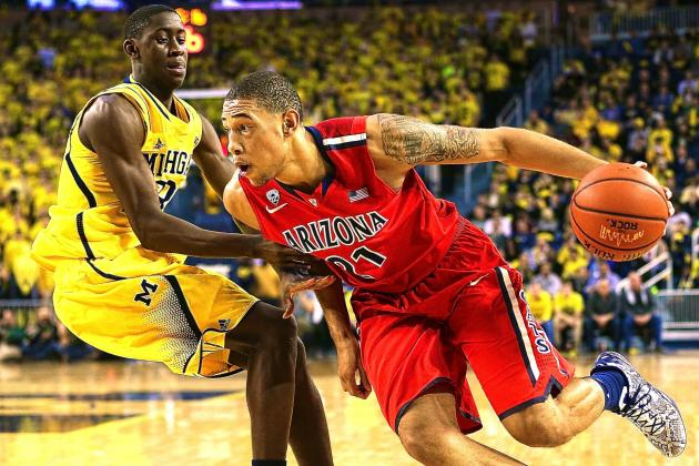 Escape at Michigan Shows Arizona is Not a Dominant No. 1 Just Yet