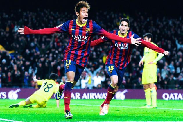 Barcelona vs. Villarreal: Score, Grades and Post-Match Reaction