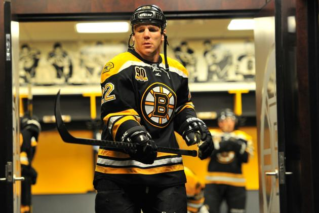 Shawn Thornton Got Exactly What He Deserved with 15-Game Suspension