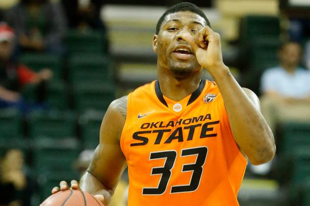 No. 7 Oklahoma State Beats Louisiana Tech 70-55