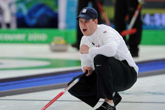 U.S. Curling Team Advances to Olympic Qualification Event Playoff