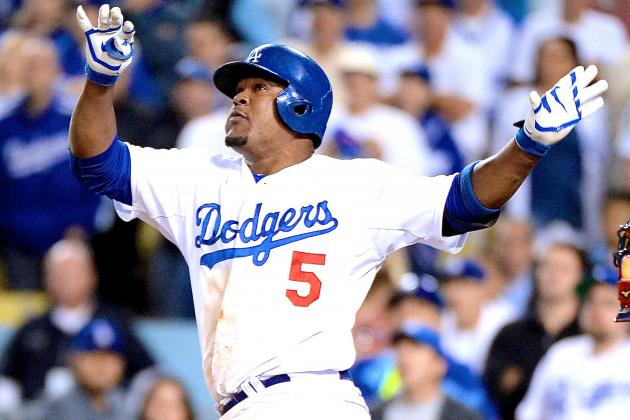 Juan Uribe Agrees to 2-Year Deal with LA Dodgers