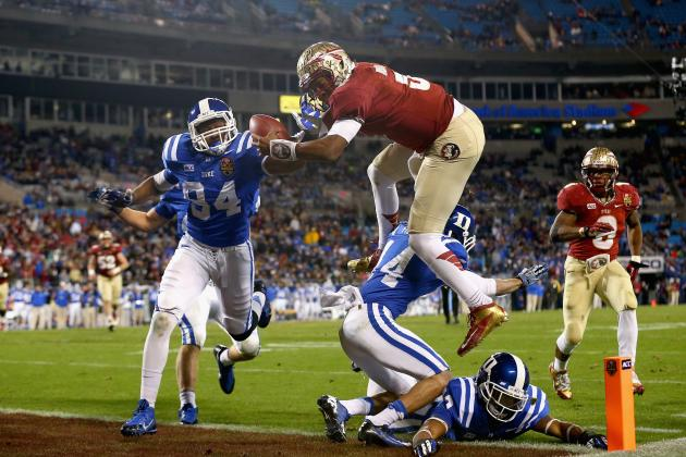 BCS Bowl Games 2013-14: Power Ranking the Marquee Games