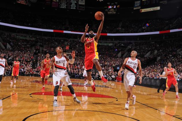 Learning to Loathe Houston Rockets Guard James Harden