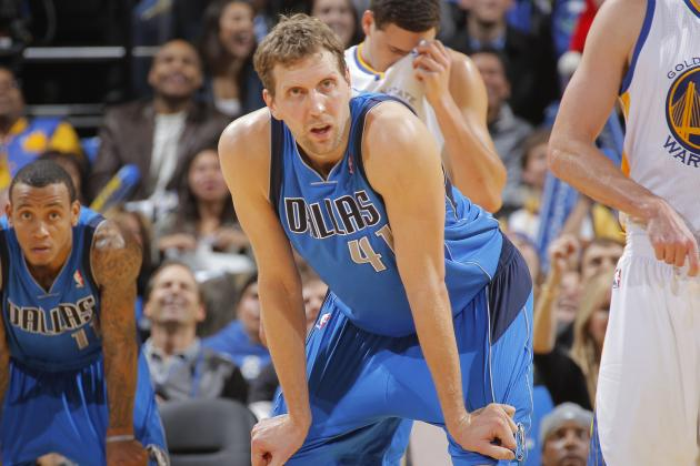 Dirk out Tonight vs. Raptors Due to Illness