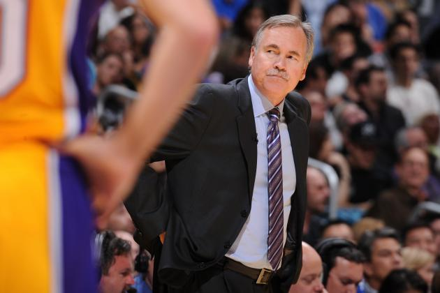 Can Mike D'Antoni Weather Another Perfect Storm This Season?