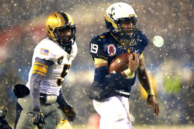 Army-Navy Game 2013: Score, Grades and Analysis
