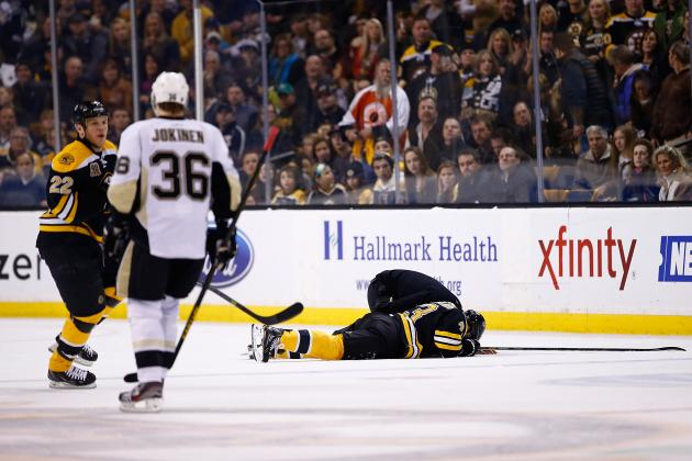 NHL: Shawn Thornton, James Neal Suspensions Show Disciplinary Inconsistency