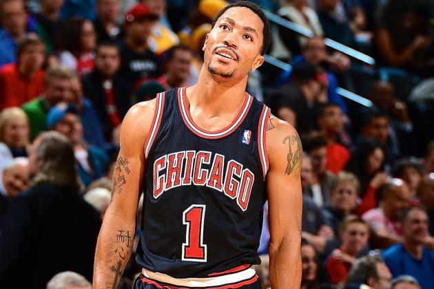 Report: Derrick Rose Wants No Part of a Chicago Bulls Rebuild