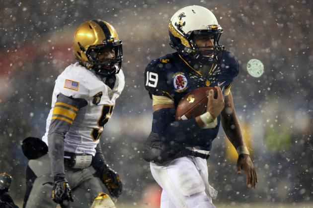 Commander-in-Chief's Trophy 2013: Navy Retains Title with Win over Army