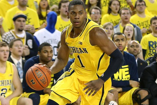 Glenn Robinson III Finally Looking Like the Lottery Pick We Thought He'd Be