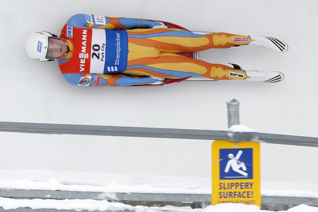 Tucker West, Aidan Kelly Round out USA Luge Olympic Team