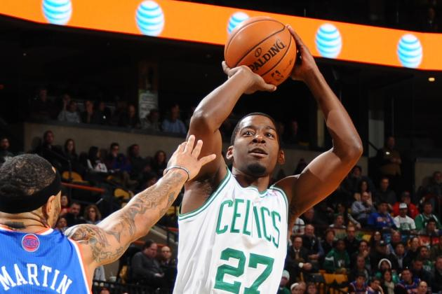 Report: Heat Have Interest in Celtics' Jordan Crawford