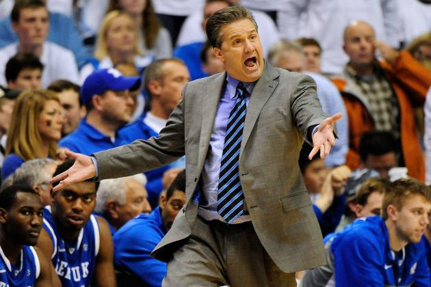 Calipari Sounds off After UNC Loss