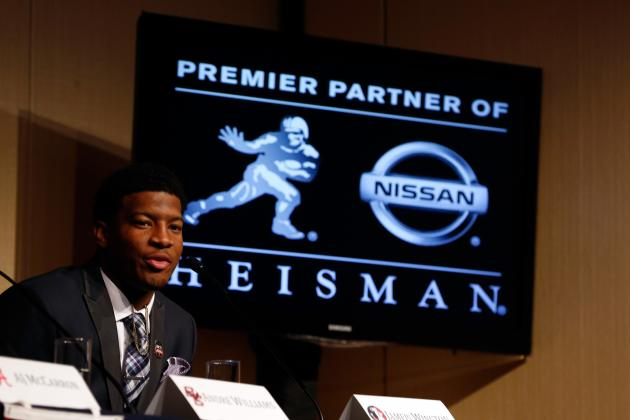 Jameis Winston Heisman Speech: Watch FSU Star Speak After Winning Coveted Award