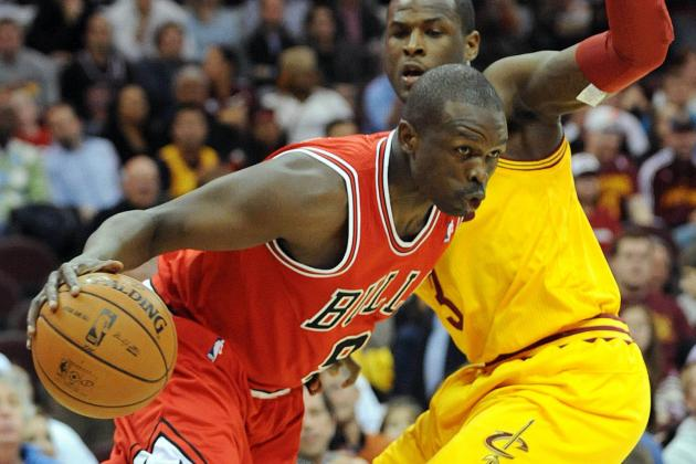 Cleveland Cavaliers Should Pursue Luol Deng Trade at All Costs