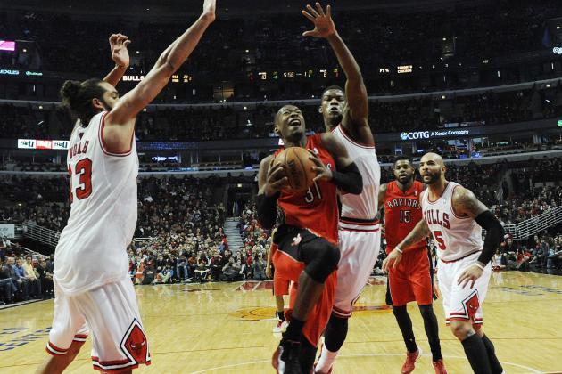 Toronto Raptors vs. Chicago Bulls: Live Score and Analysis