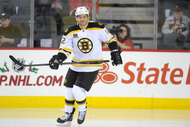 Jarome Iginla Injury: Updates on Bruins Star's Hand and Return
