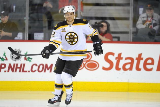 Jarome Iginla Injury: Updates on Bruins Star's Hand and Return