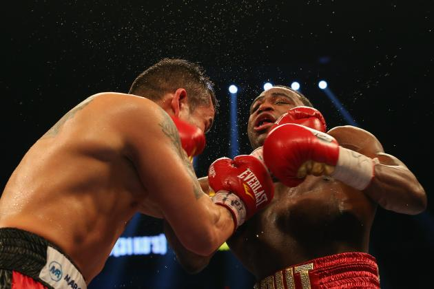 Broner vs. Maidana Results: Takeaways from 'The Problem's' Loss in Marquee Bout