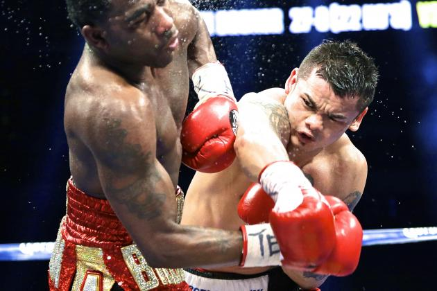 Adrien Broner vs. Marcos Maidana Results: Winner, Scorecard and Analysis