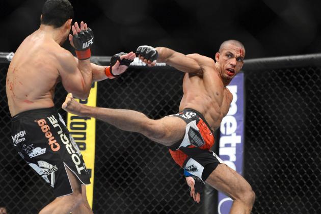 UFC on Fox 9: Recapping the Fight Night Bonuses