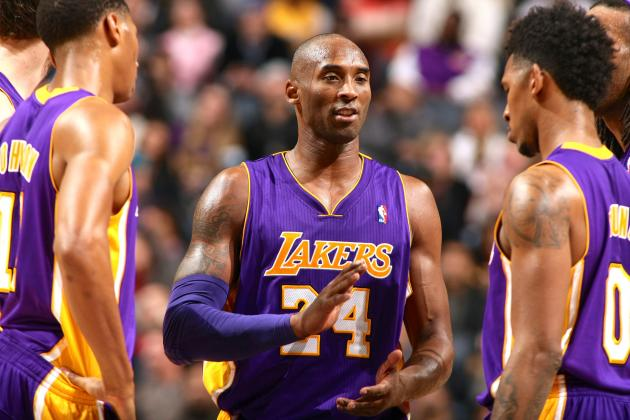 Kobe Bryant Rising to Unrelenting Challenge of Injury Return