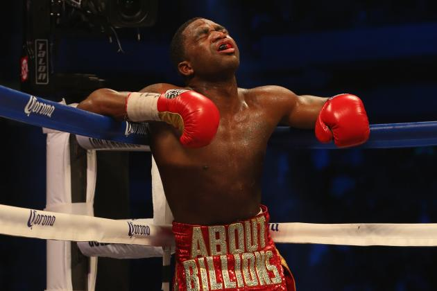 Adrien Broner Next Fight: 'The Problem' Wants Rematch vs. Marcos Maidana