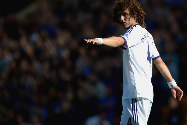 Can David Luiz Become a 'Jose Mourinho' Defender to Save His Chelsea Future?