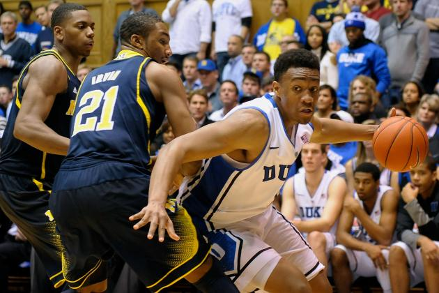 Jabari Parker's Top Obstacles in Pursuit of Earning No. 1 Pick in 2014 NBA Draft