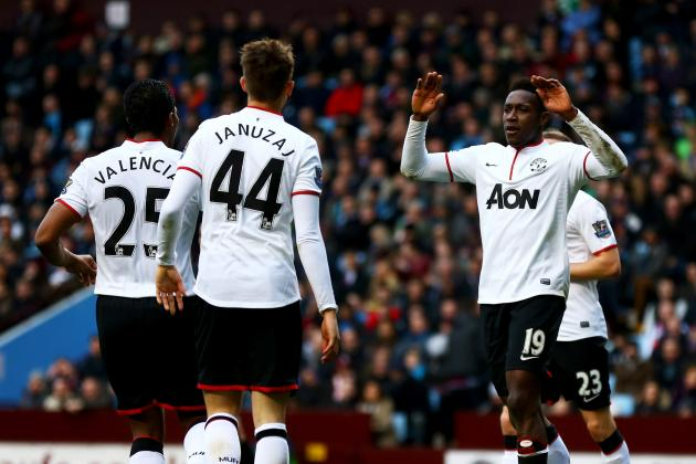 Aston Villa vs. Manchester United: Premier League Live Score, Highlights, Recap