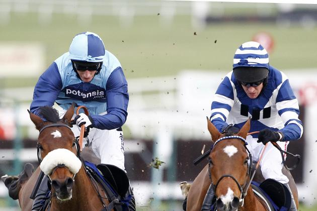 Oscar Whisky Claims Maiden Chase Win in Cheltenham