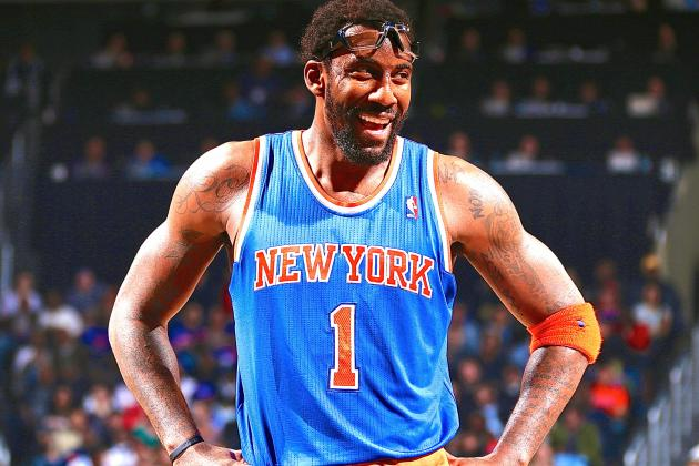 Will NBA Fans Remember Amar'e Stoudemire as Embarrassment or Game-Changer?