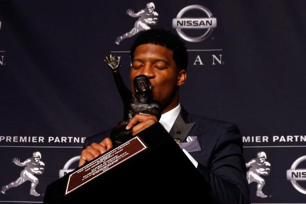 2013 Heisman Winner: Handicapping Jameis Winston's Chances at a Repeat