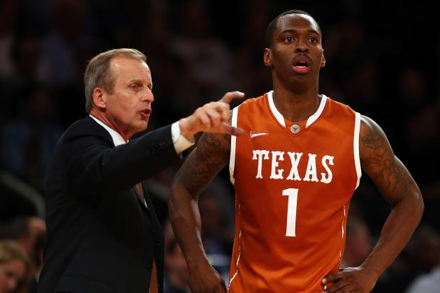 Texas Basketball: Is Rick Barnes the Next Longhorns Coach to Go?