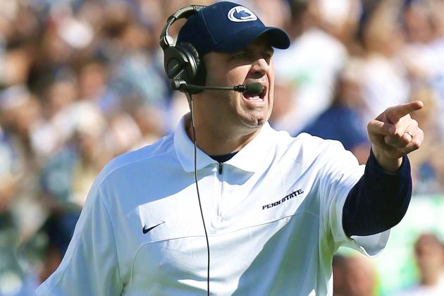 Bill O'Brien Rumors: Latest Buzz and Speculation Surrounding Penn State Coach