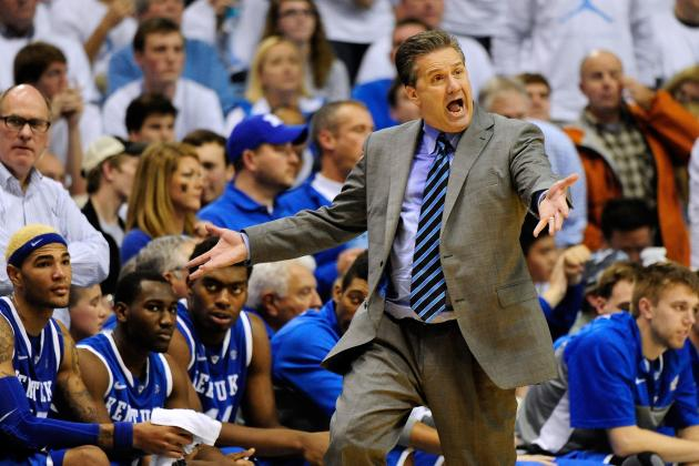 Kentucky Basketball: Examining Wildcats' Title Hopes Following Loss to UNC