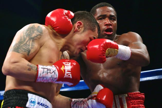 Was Adrien Broner Overrated or Underprepared in Loss to Marcos Maidana?