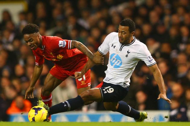Tottenham Hotspur vs. Liverpool: Live Player Ratings