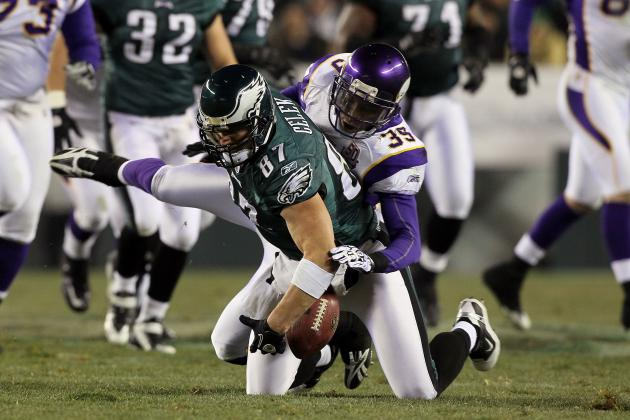 Eagles vs. Vikings: Live Grades and Analysis for Minnesota