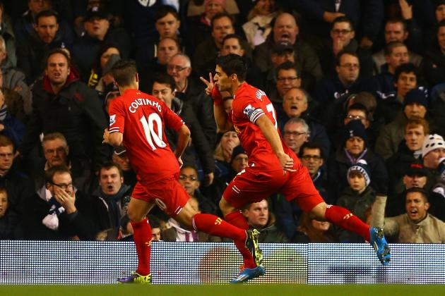 Tottenham Hotspur vs. Liverpool Score, Grades and Post-Match Reaction