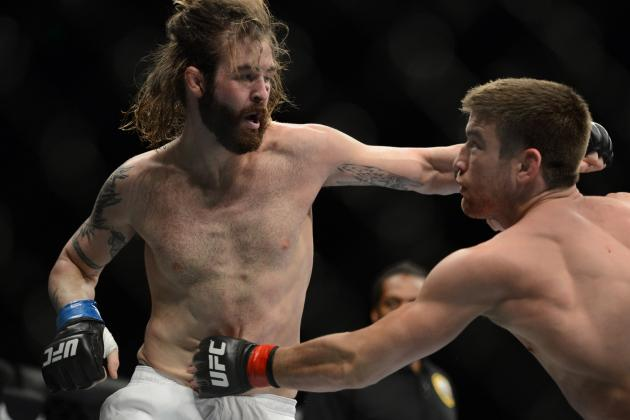UFC on Fox 9 Results: Cody McKenzie Reaches New Level of Weird After Loss