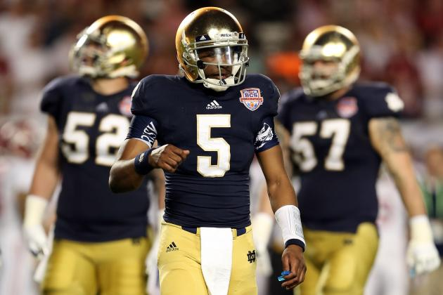 Is Notre Dame QB Everett Golson a Good Bet to Win the Heisman in 2014?