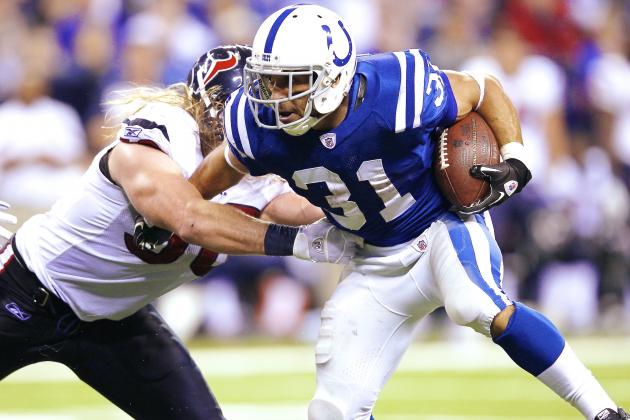Colts vs. Texans: Live Scores, Highlights and Analysis