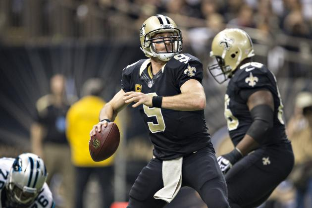 New Orleans Saints vs. St. Louis Rams: Live Grades and Analysis for Saints