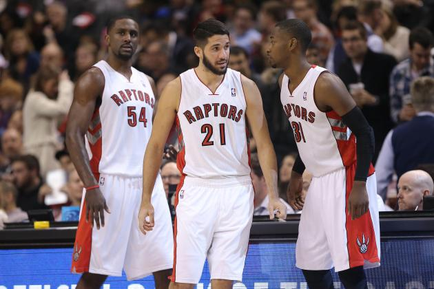 Will Greivis Vasquez, Patrick Patterson Be in the Toronto Raptors' Future?